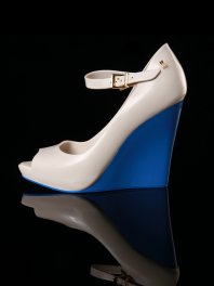 Melissa - Prism Beige Blue