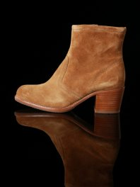 Royal RepubliQ Mae Zip Boot Caramel