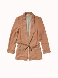 Maison Scotch Long Blazer Combo C