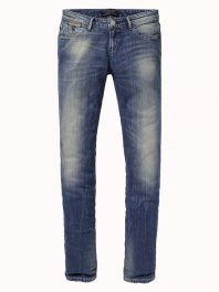 Maison Scotch Cinq-P - Bleutiful Denim Blue