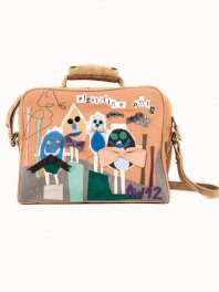 Intropia Handbag Plasticine Pets One colour