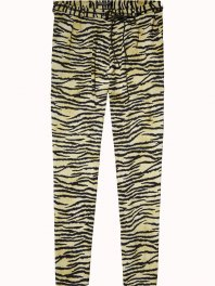 Maison Scotch Drapey Printed Pants Combo C