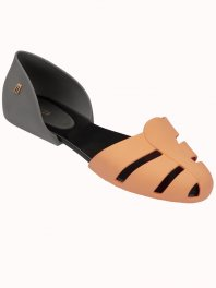 Melissa PlaneHits Black/Orange