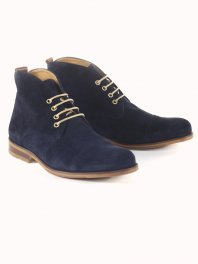 Royal RepubliQ Ave City Midcut - Suede Navy