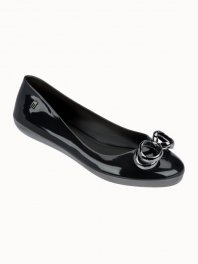 Melissa Color Feeling II Black / Grey