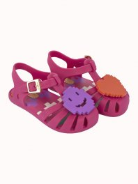 Melissa Mini Melissa Aranha V Pink-Purple-Orange