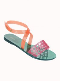 Melissa Tasty Sp Ad Green / Pink
