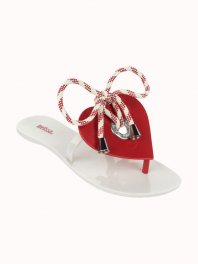 Melissa - Bliss II Sp Ad Beige / Red