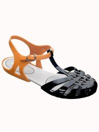 Melissa - Aranha Hits II Black/Orange