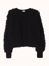 Intropia Cardigan Black
