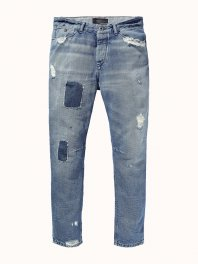 Maison Scotch L'Adorable - Unforgettable Denim blue
