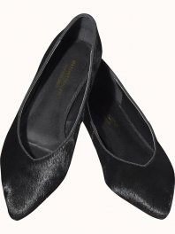 Maison Scotch Flat pointy shoe, sold in a velvet bag Combo B