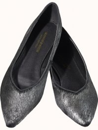 Maison Scotch Flat pointy shoe, sold in a velvet bag Combo D
