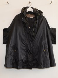 Hoss - Rain-Coat Black