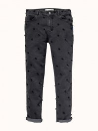 Maison Scotch Petit Ami - Lazy Daisy Black
