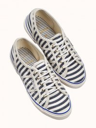 Superga x Scotch & Soda Classic stripped shoe  Combo A