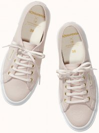 Superga x Scotch & Soda Canvas shoe Blush