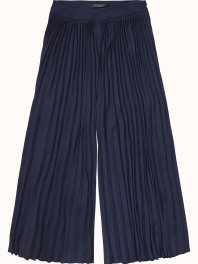 Maison Scotch Pleated culottes Night