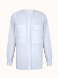 Intropia  Shirt White