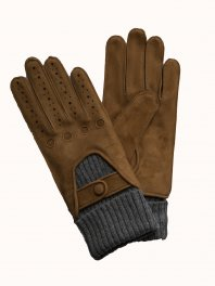 Intropia  Glove Cognac