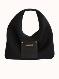 Intropia  Hand bag Black