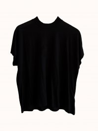 Intropia  T-shirt Black