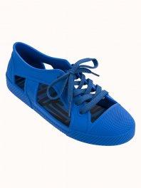 Melissa - Vivienne Westwood + Melissa Brighton Sneaker Blue