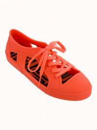 Melissa - Vivienne Westwood + Melissa Brighton Sneaker Neon Or..