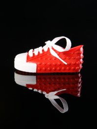 Melissa Mini Melissa Polibolha SP BB Red-White