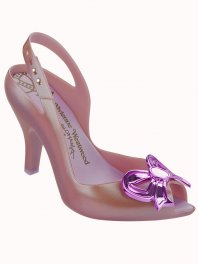 Melissa Vivienne Westwood Anglomania + Lady Dragon XI Purple Pink