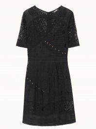 Intropia Dress Black