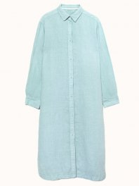 ECOALF Bulwer Dress Woman Mint