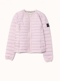 ECOALF Usuahia Down Jacket Woman Light mauve