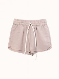 ECOALF Mabel Short Woman Dark sand