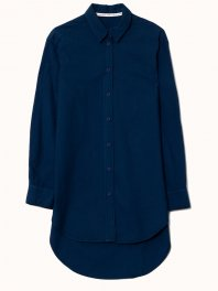 ECOALF Live Long Shirt Woman Deep navy