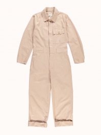 G.o.D. W-Coveralls Ripstop Organic Cot. Shell