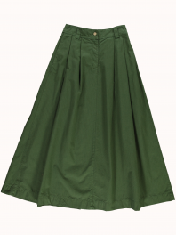 G.o.D. W-Service Skirt Rip Stop Forest green