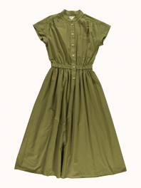G.o.D. W-Service Dress Cotton Drill Olive