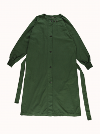 G.o.D. W-Military Robe Cotton Drill Forest green