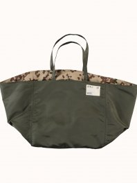 G.o.D. W-Big Bag Military Nylon Khaki