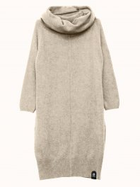 ECOALF Formosa Knitting Dress Sand