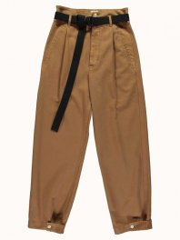 G.o.D. W-Civilian Pants Cotton Twill Toffee